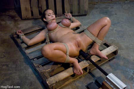 Click here for fucking machine bondage porn!